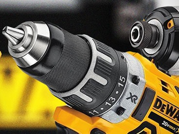 Dewalt Power Tool Combo Kits
