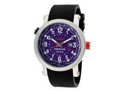 Red Line 18003-11WH Men's Compressor World Time