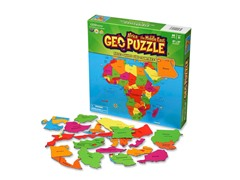 GeoPuzzle- Africa