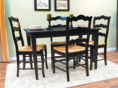 Prairie Dining Table or Florence Chair