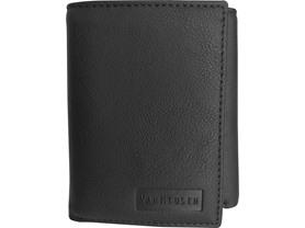 Van Heusen Trifold Wallet, Black & Navy