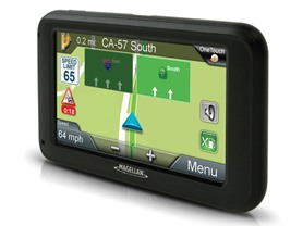 "Magellan 4.3"" GPS with Lifetime Maps & Traffic"