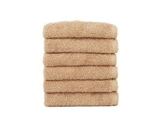 550GSM Soft Twist Washcloths-S/6-3 Colors
