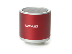 Portable Speaker w/Bluetooth