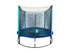 Pure Fun 8' Trampoline w/ Enclosure
