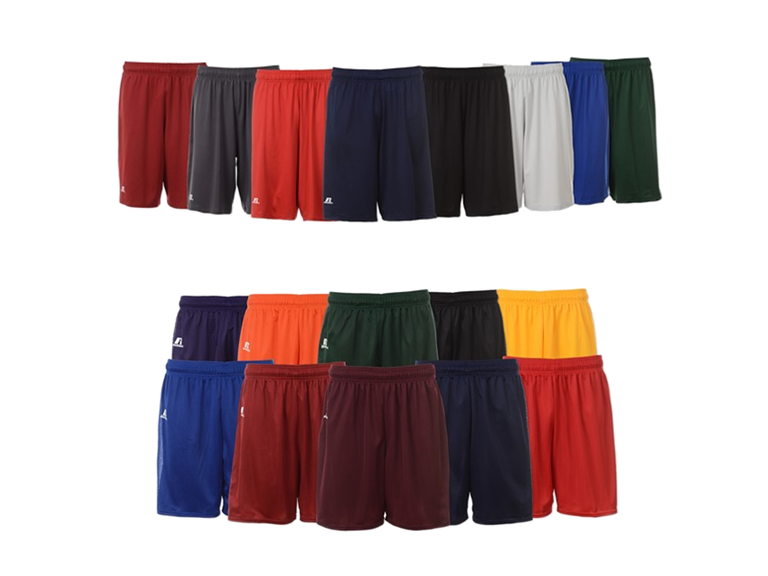 Russell Athletic Men's Shorts 2-Pack