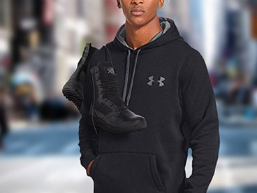 Under Armour Shoes and Shirts