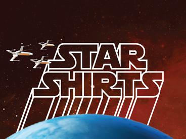 Return of the Star Shirts!
