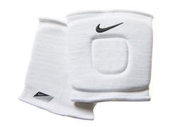 Nike White Volleyball Knee Pad - Pair