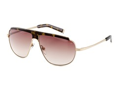 V754 Sunglasses, Gold