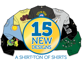 September 2014 Shirtstorm