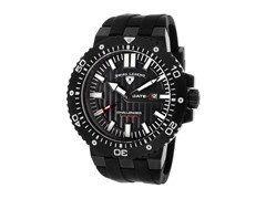 Challenger Watch, Black / Black