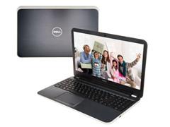 """Dell 17.3"""" Quad-Core Laptop - Silver"""