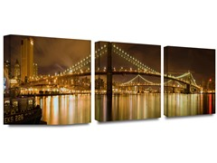 Brooklyn Bridge by Cody York (2 Sizes)