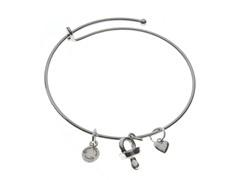 Inspirational Charm Bracelet