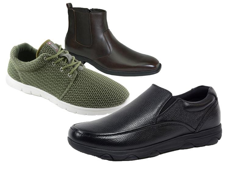 Alpine Swiss Men's Shoes