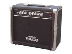 45W Electric Guitar Amplifier with Overdrive