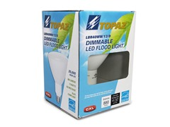 13-Watt, BR40 Dimmable LED Bulb