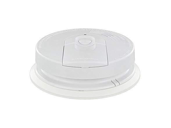 Model i4618AC Pack of 2 Kidde FireX Hardwire Smoke Detector with ...