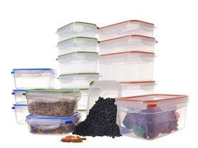 Sterilite 36Pc Ultra-Seal Food Storage Set