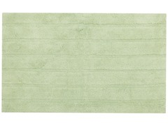 "Light Green 20""x34"" Bath Rugs - Set of 2"