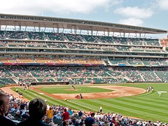 Target Field, Home of the Twins