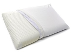 Italian Molded Memory Foam Pillow