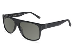 V766 Sunglasses, Black Horn