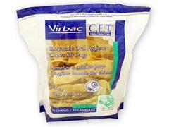 C.E.T.® Enzymatic Oral Hygiene Chews-Large 30ct