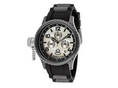 Women's Russian Diver Chronograph, Black