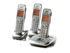 Panasonic 6.0 3-Handset Phone