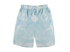 Teal Board Shorts (2T-6Y)