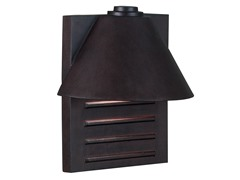 Durango Large Wall Lantern, Copper