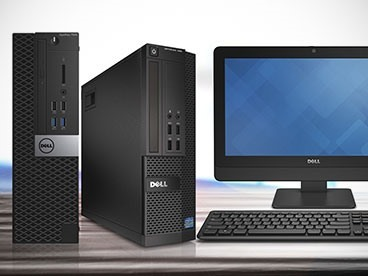 Dell Business Desktop & AIO's