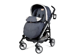 Denim Switch Four Stroller