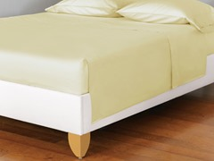 500TC Easy Sheet Set-Cream-2 Sizes