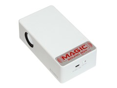 Magic Sound Box Portable Speaker - White