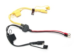 Dual Function Quick Connect Eyelet Lead