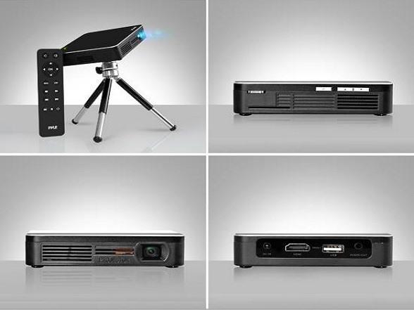Pyle dlp pocket projector for Mirror pocket projector