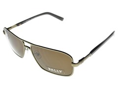 Men's Gold Metal Sunglasses