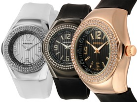 Rousseau Women's Watch - 6 Colors