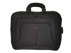 Tech Pro Top-Load Case - Black & Red