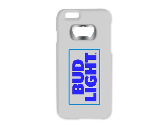 bud light bottle opener case for iphone 6 6s. Black Bedroom Furniture Sets. Home Design Ideas