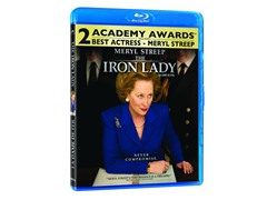 The Iron Lady [Blu-ray]