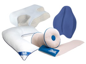 Therapeutic Pillows and Accessories from Contour