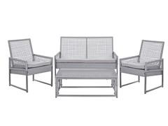 Shawmont 4-Piece Set, Grey