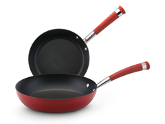 "Circulon 8"" and 10"" Skillet Twin Pack"