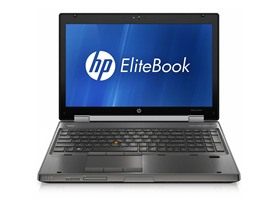 "HP 15.6"" Full-HD Intel i5 EliteBook"