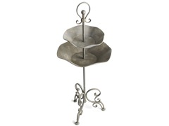 "Galt 40"" Two Tiered Standing Bird Feeder"