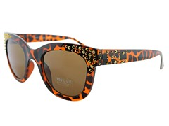 Fantas-Eyes Golden Eye Sunglasses